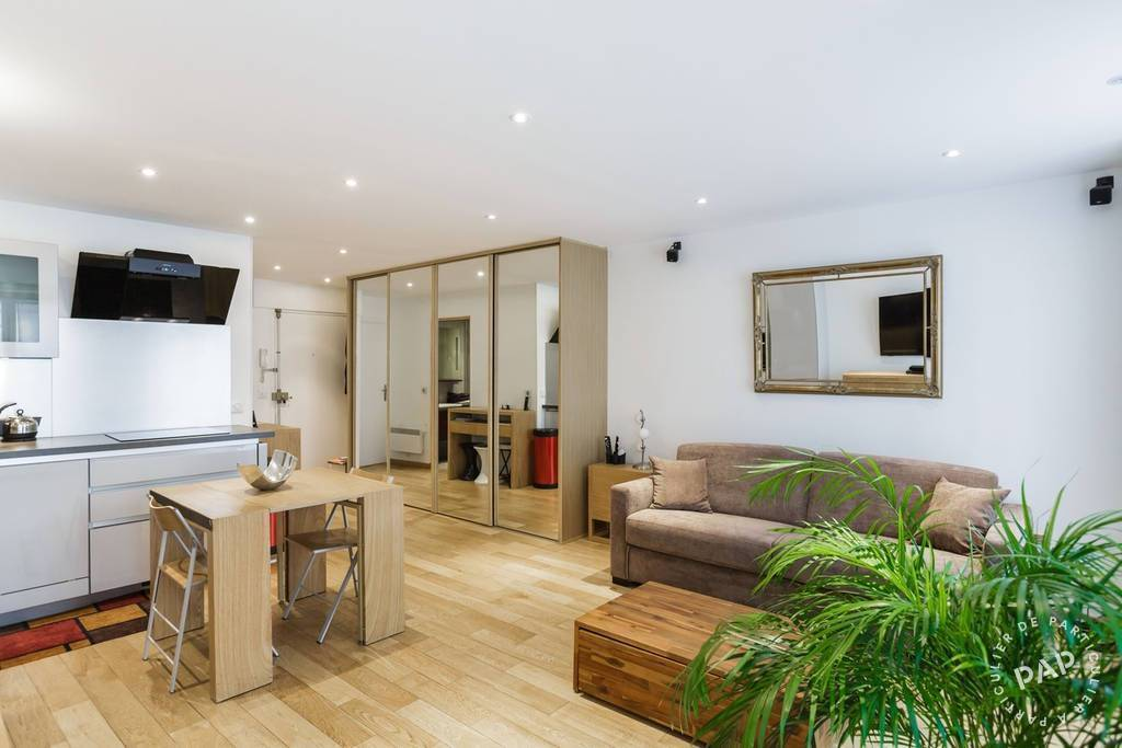 Vente Appartement Paris 4E 46m² 699.900€