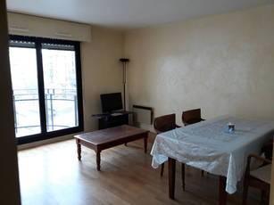 Location meublée appartement 2pièces 55m² Paris 15E - 1.450€