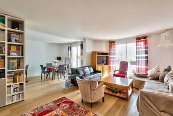 Vente appartement 4pièces 83m² Issy-Les-Moulineaux (92130) - 750.000€