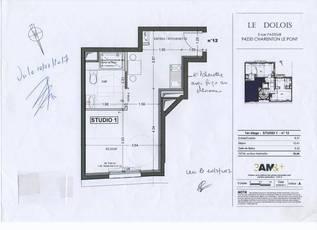 Vente studio 26m² Charenton-Le-Pont (94220) - 215.000€