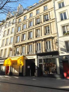Local commercial Paris 2E - 43 m² - 600.000 €