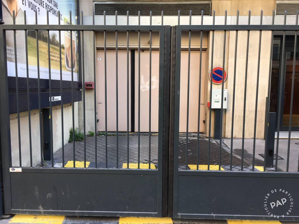 Location Garage, parking Paris 14E  100 €