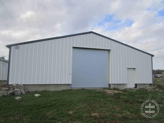 Vente Local d'activité Bourseville (80130) 550m² 80.000€