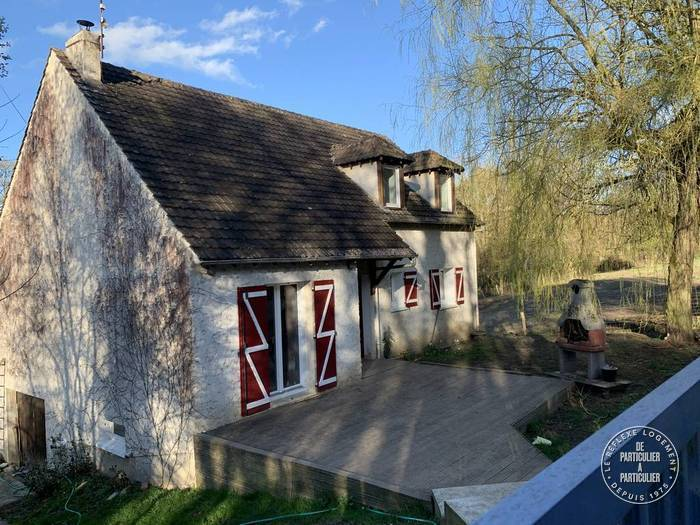 Vente Maison Orly-Sur-Morin (77750) 136m² 210.000€