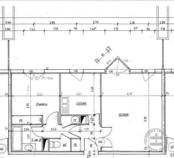 Vente immobilier 215.000€ Lagny-Sur-Marne (77400)