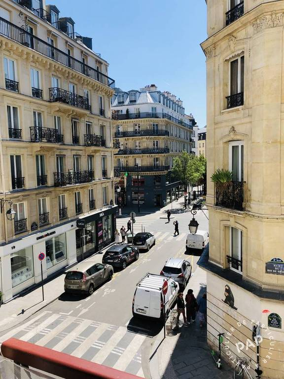 Appartement 699.900€ 46m² Paris 4E