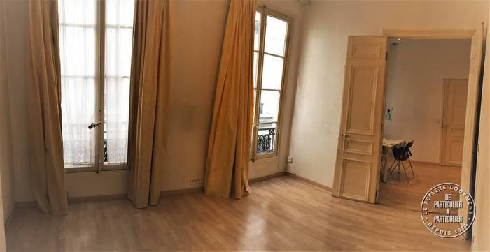 Immobilier Paris 2E 580.000€ 47m²