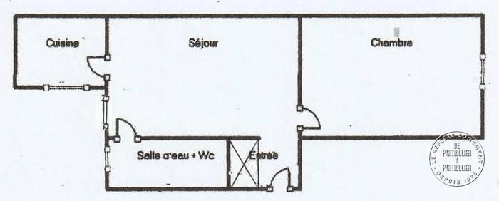 448919ed184 Vente appartement 2 pièces 36 m² Paris 14E - 36 m² - 420.000 €