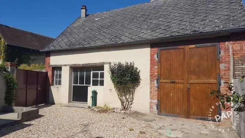 Vente maison 4 pièces Blancafort (18410)