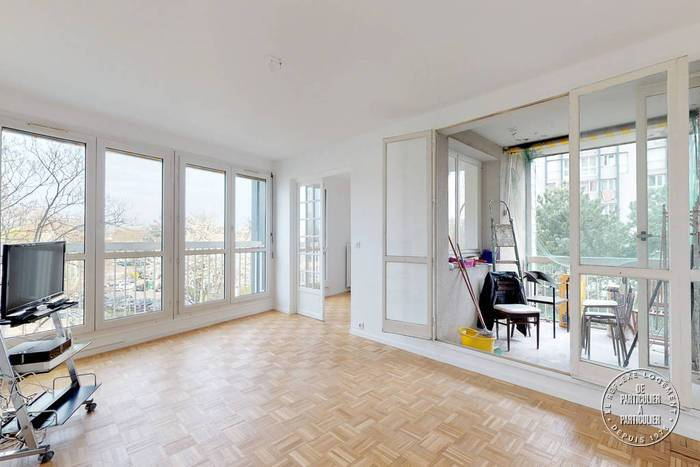 Vente appartement 5 pièces Sevran (93270)