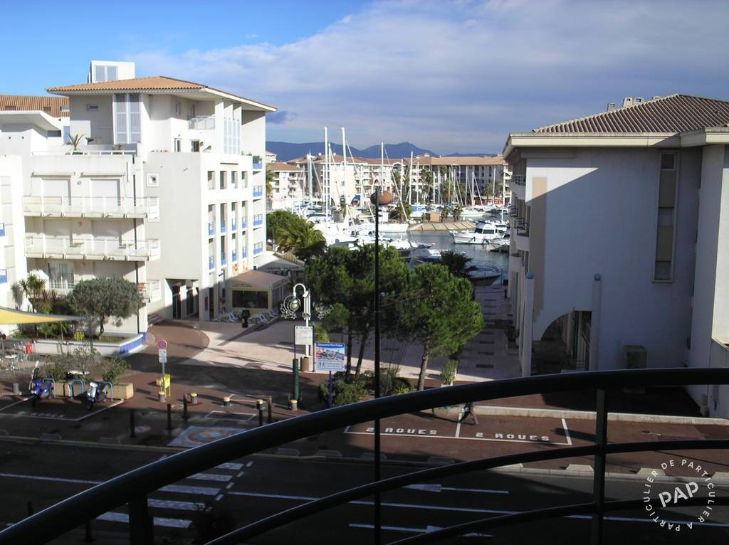Vente Appartement Fréjus 39m² 170.000€