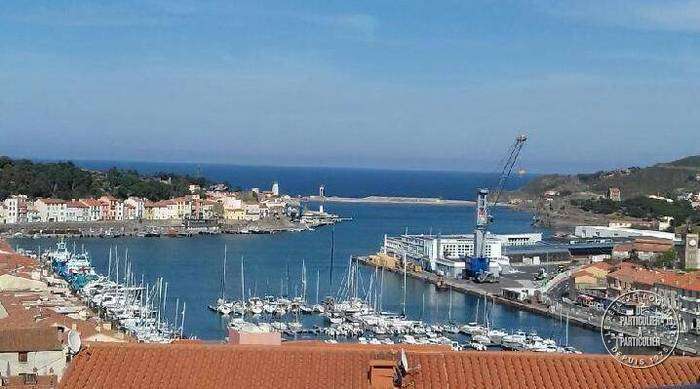 Vente Appartement Port-Vendres (66660) 43 m² 200.000 €