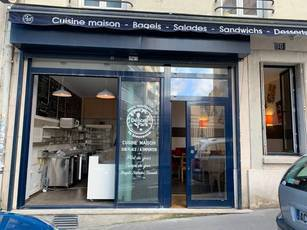 Location ou cession local commercial 40 m² Paris 19E - 1.850 €