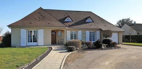 Vente maison 150m² La Croix-Saint-Leufroy (27490) - 320.000€