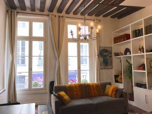 Vente appartement 2pièces 45m² Paris 3E - 590.000€