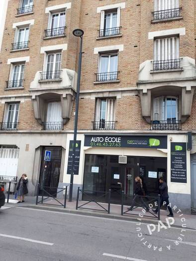 Location Local commercial Vanves (92170) 70m² 2.250€