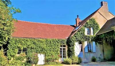 Vente maison 210m² 20Km Auxerre - 155.000€