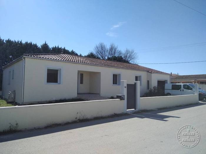 Vente Maison Ribaute-Les-Tavernes (30720) 135m² 233.000€