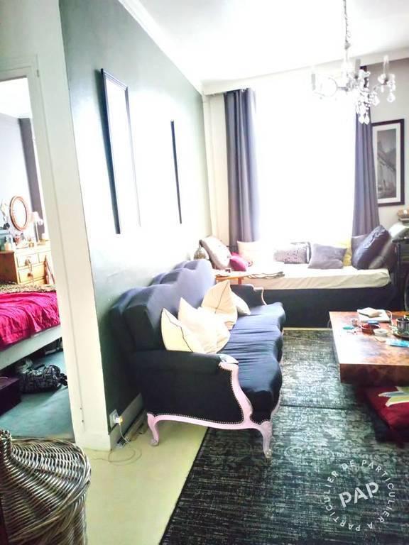 Vente appartement 4 pièces Paris 18e