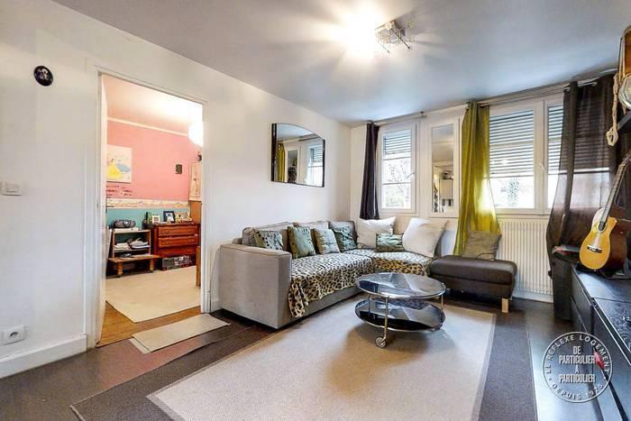 Vente Appartement Nanterre (92000) 63m² 310.000€