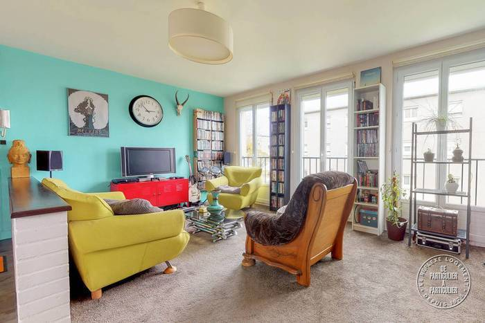 Vente appartement 5 pièces Saint-Jean-de-Braye (45800)