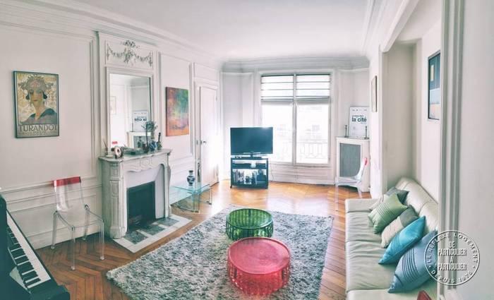 Vente appartement 4 pièces Paris 15e