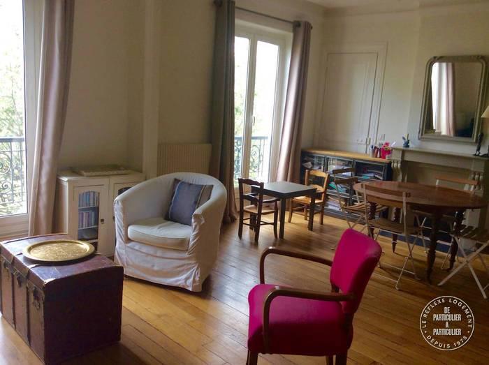Location appartement 4 pièces Paris 18e