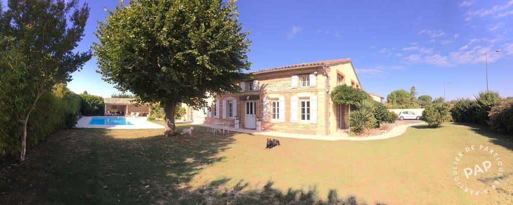 Vente maison 11 pièces Bruguières (31150)