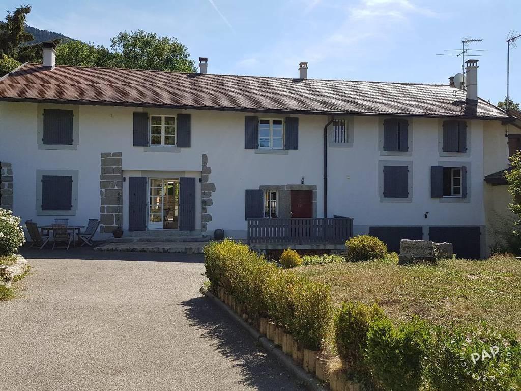 Vente maison 8 pièces Collonges-sous-Salève (74160)