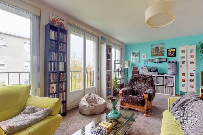 Vente Appartement Saint-Jean-De-Braye (45800)