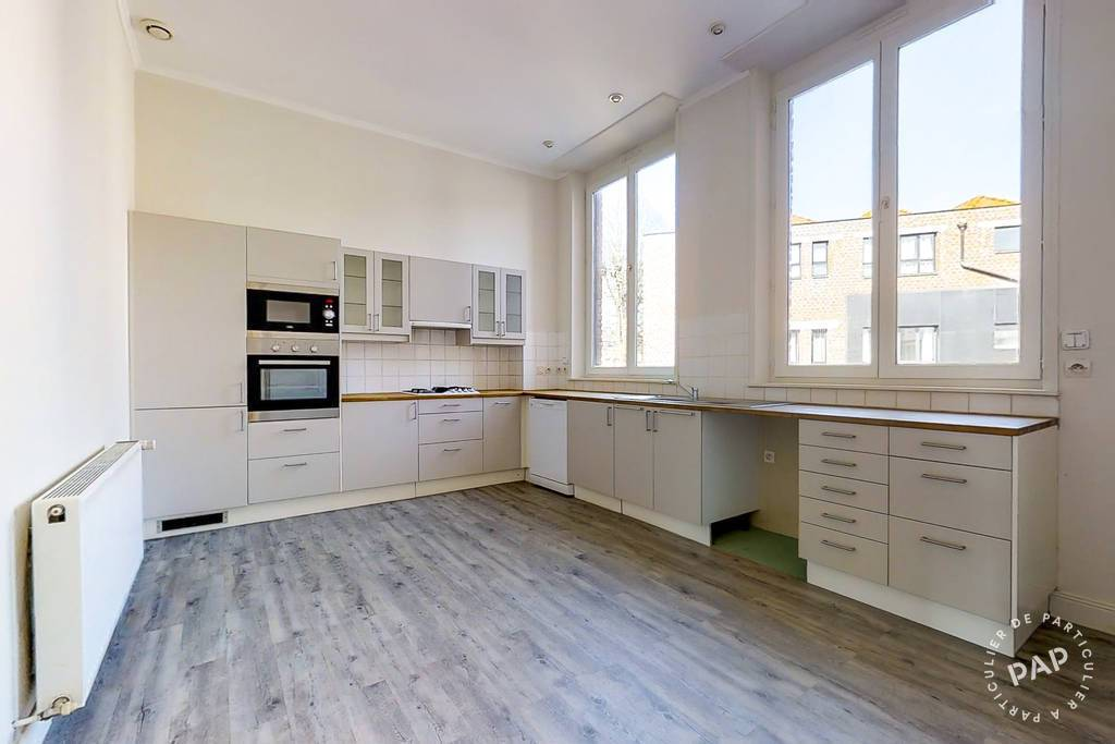 Vente immobilier 182.000€ Tourcoing (59200)