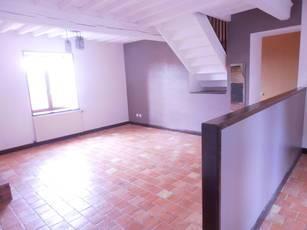Location appartement 3pièces 72m² Saint-Julien-Sur-Bibost (69690) - 520€