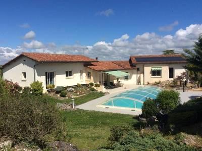 Vente maison 270m² Moirax (47310) - 450.000€