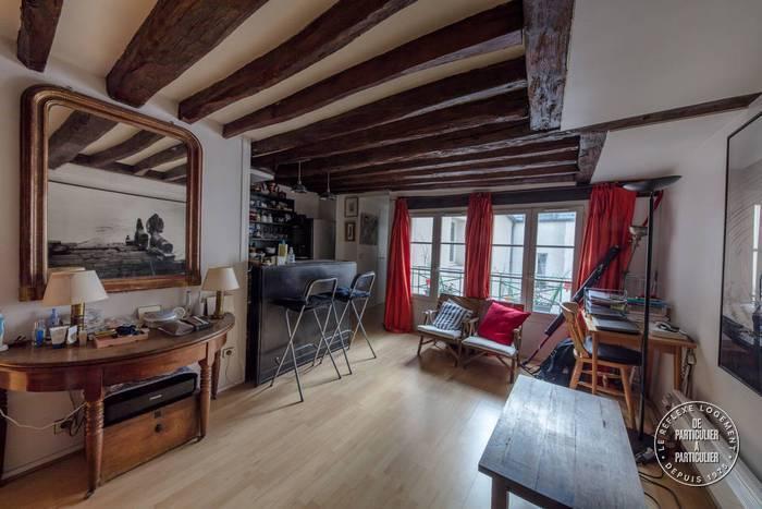 Vente appartement studio Paris 5e
