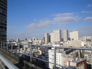 Location appartement 4pièces 90m² Paris 13E - 3.000€