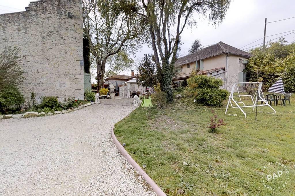 Vente Maison Castelculier (47240) 258m² 450.000€