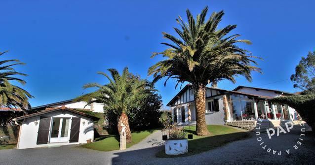 Vente Maison Saint-Jean-De-Luz (64500) 268m² 1.085.000€