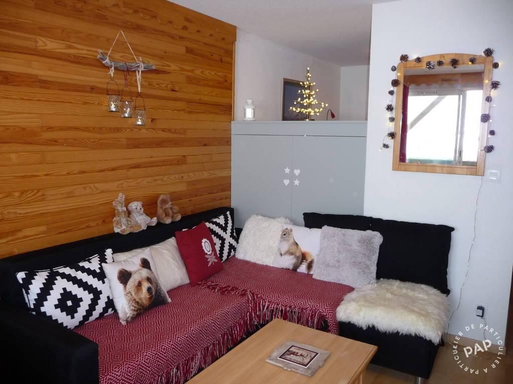 Vente appartement 2 pièces Allos (04260)