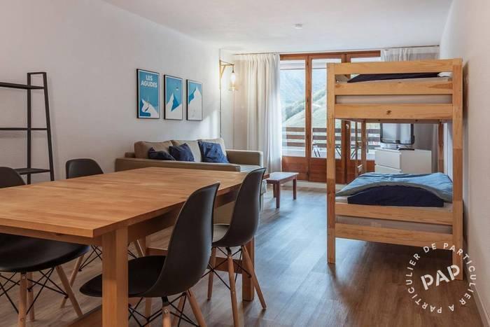 Vente appartement studio Gouaux-de-Larboust (31110)