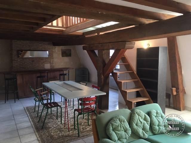 Vente appartement 4 pièces La Ferté-Bernard (72400)