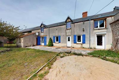 Vente maison 180m² Terminiers (28140) - 225.000€