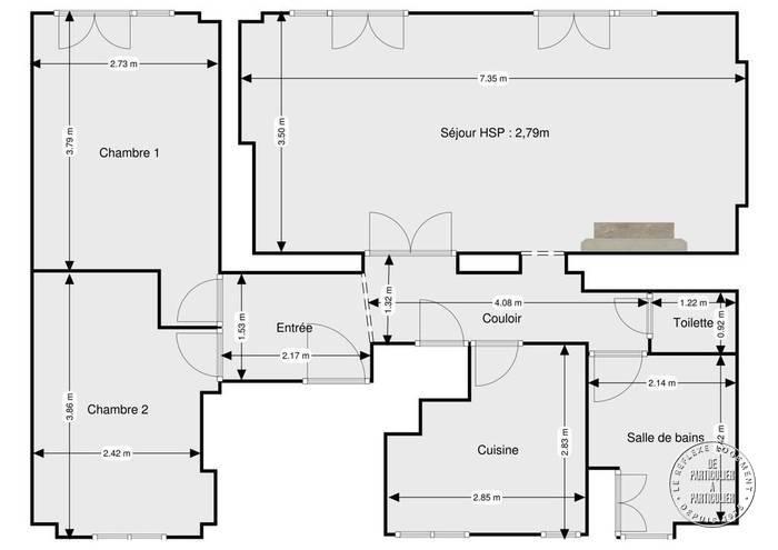 Vente Appartement Gien (45500)