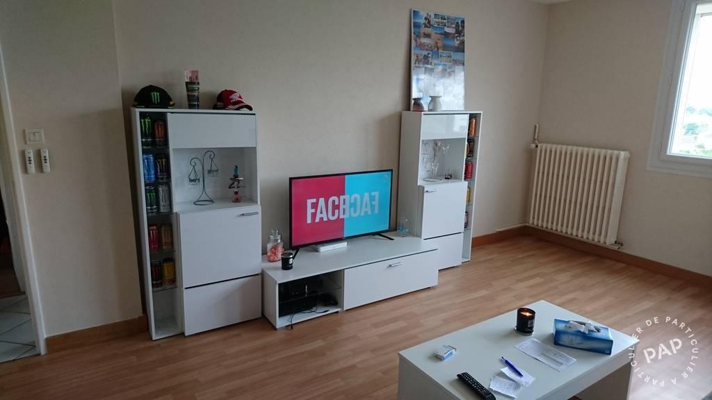 vente appartement 4 pi ces 66 m tours 37 66 m 120. Black Bedroom Furniture Sets. Home Design Ideas