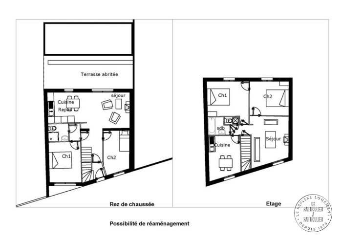 Vente immobilier 125.000€ Bagneres-De-Bigorre (65)