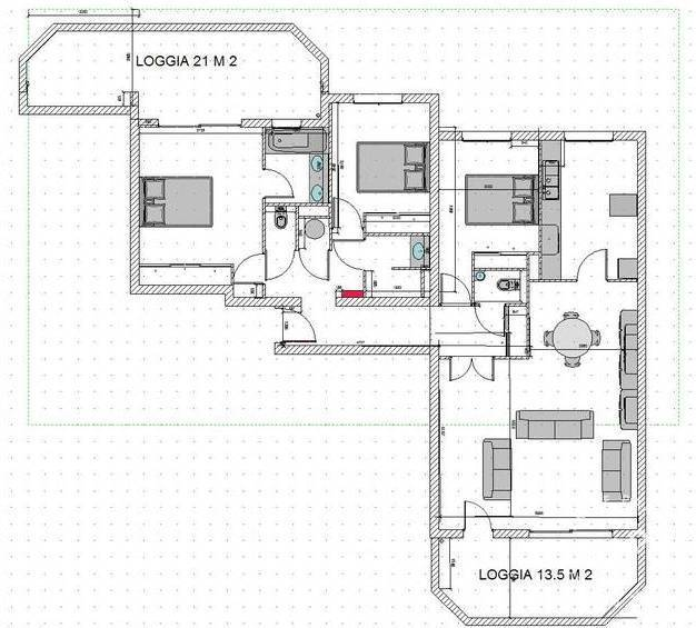 Vente Saint-Raphael (83) 121m²