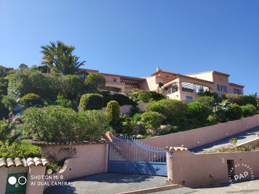 Vente Maison Les Issambres 276m² 1.350.000€