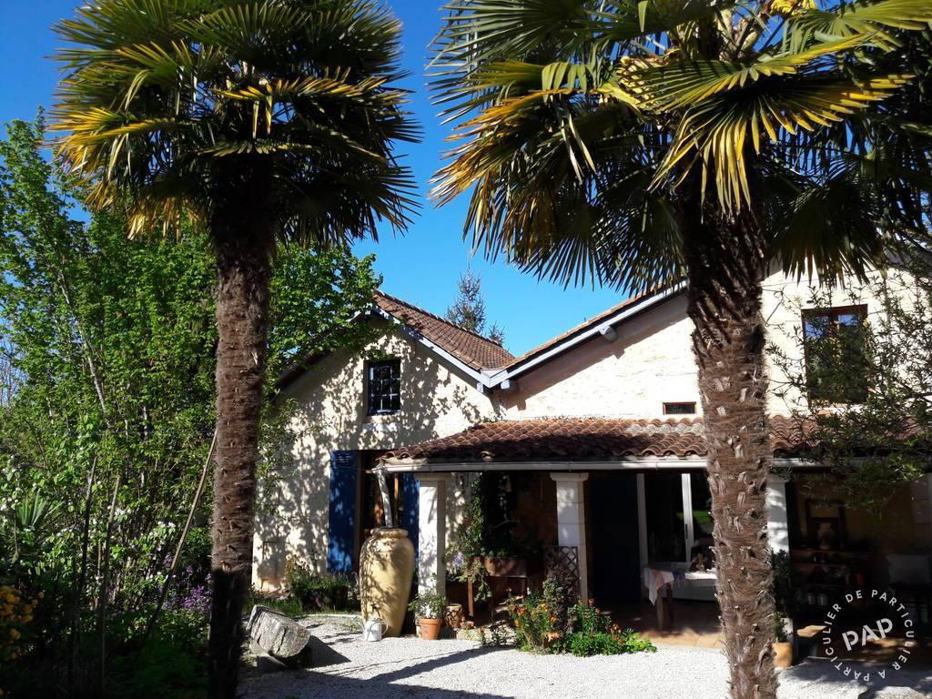 Vente Maison Saint-Leon-Sur-L'isle (24110) 120m² 280.000€