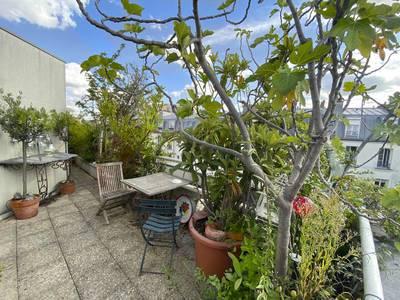 Vente appartement 5pièces 134m² Paris 18E - 1.423.000€