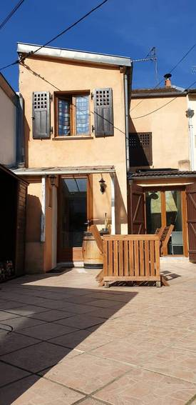 Vente maison 66m² Dijon - 185.000€