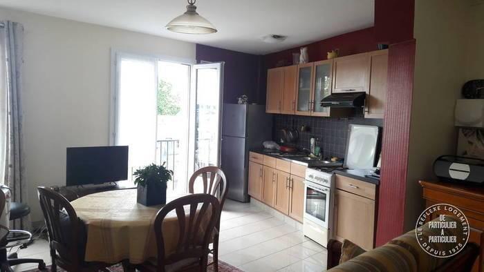 vente appartement 2 pi ces 45 m tours 45 m. Black Bedroom Furniture Sets. Home Design Ideas